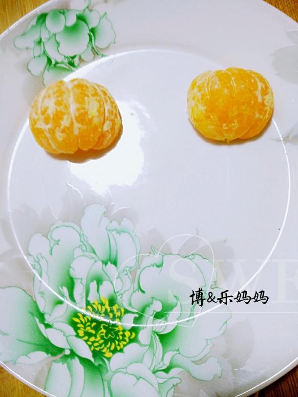 水果拼盘~橘子灯笼【附教程】