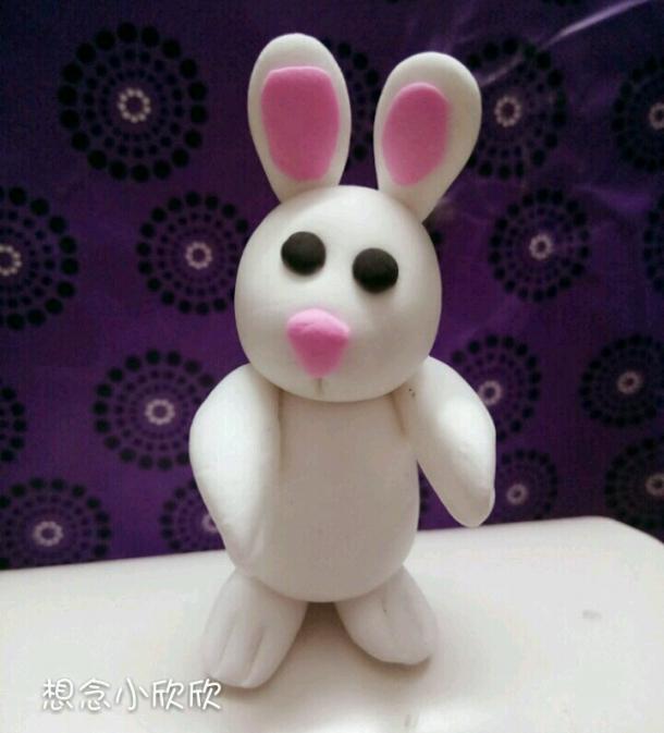 1楼 主题:落入凡间的兔子之玉兔陪你一起过中秋了