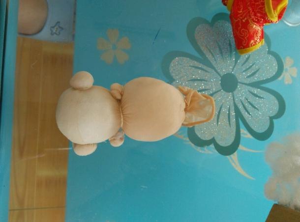 回忆动画 袜子制作糖果娃娃(附步骤)【申精】