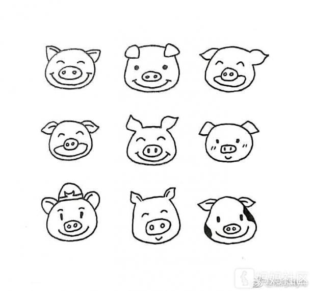 【小动物简笔画】 - 幼儿护理 - 育儿论坛 - 育儿网
